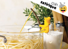 Le testeur de spaghetti, encore un objet inutile
