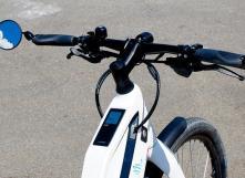 Vélo électrique en ville