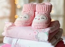 Pour habiller bébé