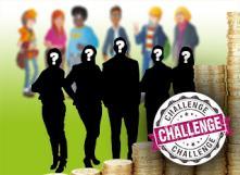 Qui participera au défi Green For Life ?