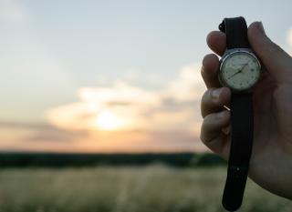 Dimanche, changement d'heure