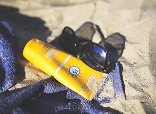 Crème solaire bio sans nanos