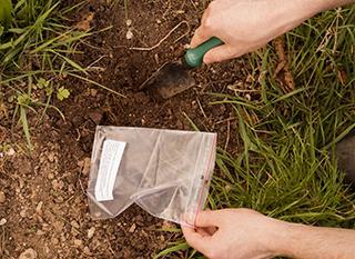 Pourquoi analyser le sol ?