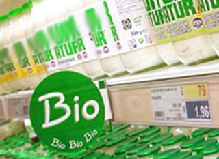 Des mentions bio plein les supermarchés
