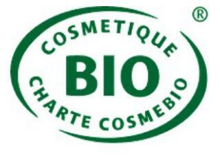 Label Cosmébio Bio