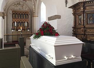Enterrement et crémation ne sont pas très écologiques
