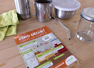 Objectif zéro déchet en cuisine