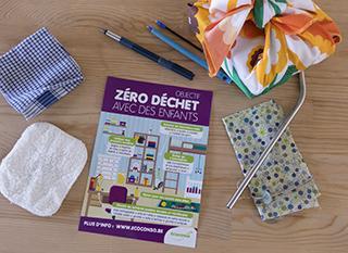 Objectif zéro déchet avec des enfants