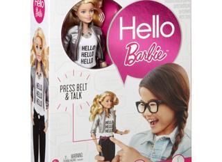 Hello Barbie, la poupée qui écoute et qui répond