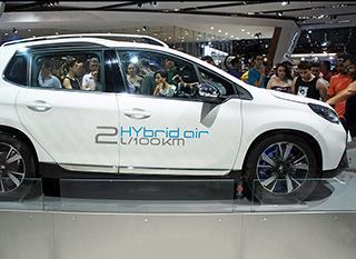 véhicule plug in hybride
