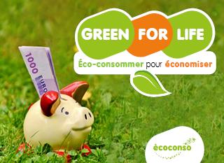 Éco-consommer pour économiser