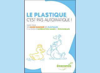 Brochure - Le plastique, c'est pas automatique!