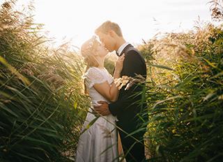 Comment organiser un mariage chic et écolo ?