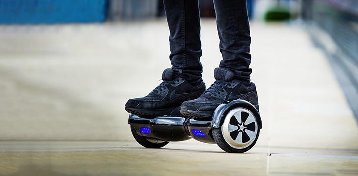Trottinette électrique, hoverboard, gyroroue, gyropode... pour se déplacer au quotidien ?