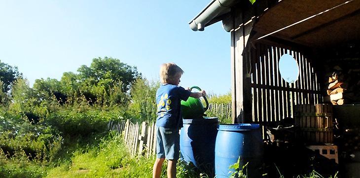 Comment utiliser l'eau de pluie chez soi ?